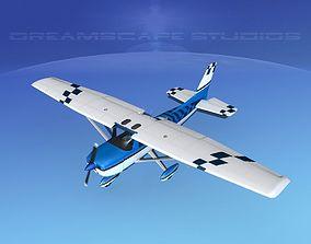 Cessna 150 Aerobat V10 3D model