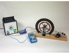 3D model Forced oscillations Pohls pendulum