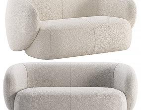 Sofa By grado 3D model