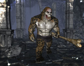 3Dfoin - Ogre animated