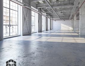 Loft Interior 4 3D model