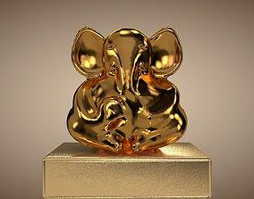 Ganesh Idol 3D model