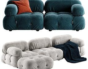 3D model Bebitalia Camaleonda sofa