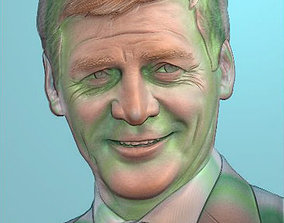 CNC 3d Print relief in STL file format Bill English