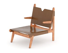 3D model Plume Chair