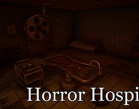 3D model Horror Hospital