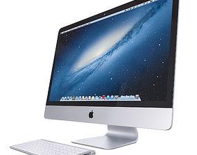Apple iMac monoblock 3D model