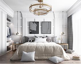 living bedroom design 3D