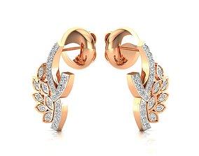 Earrings-1464 3D printable model
