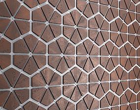 3D model Klok decor panel