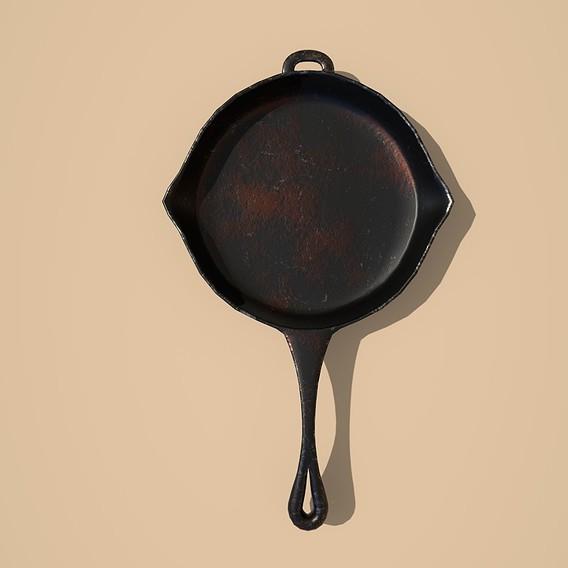 PBR pan