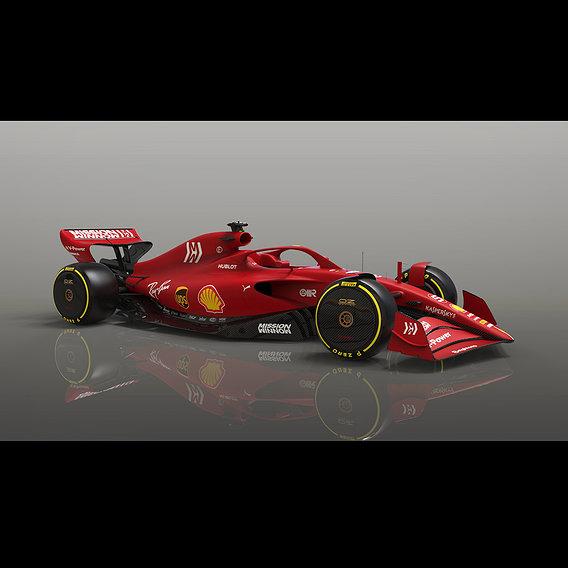Ferrari SF21H