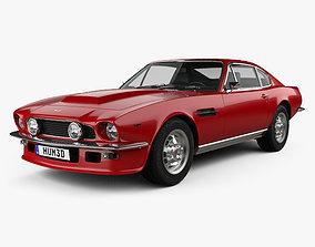 Aston Martin V8 Vantage 1972 3D
