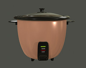 3D model realtime Cooker 02