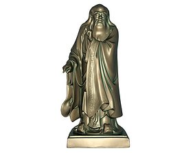 3D printable model Taoist