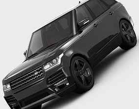 3D Range Rover STARTECH L405 2013