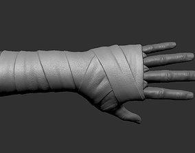 3D model Hand Wraps