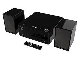 3D model Wireless Music System Ceol N9 Blk