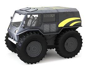 3D model SHERP 10 Ultimate ATV