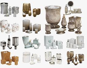 3D model Bathroom accessories Vol 2