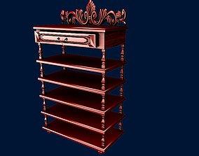 Shelves 1 3D model