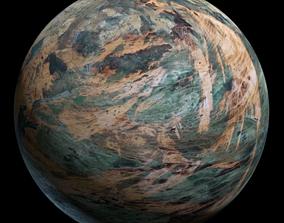 3D asset Planet Jinx