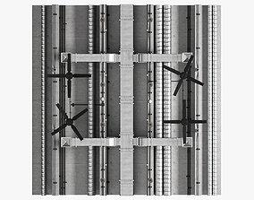 3D asset Ceiling Ventilation 1