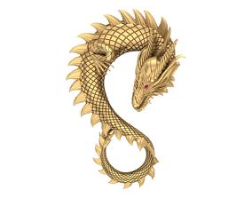 Dragon 3d gem