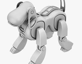 AIBO DOG 3D PRINT