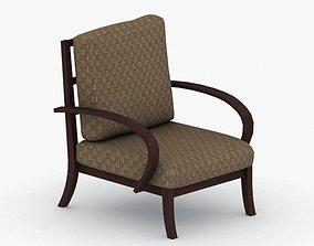 3D model 0724 - Armchair