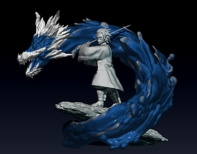 3D printable model kimetsu no yaiba - demon slayer 2