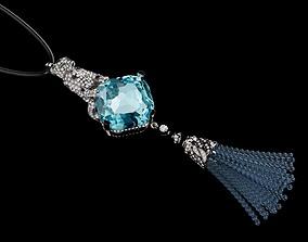 jewelery bracelet 3D printable model pendant