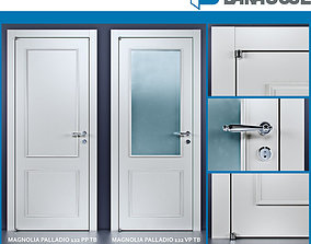 door-handle 3D model Door Barausse