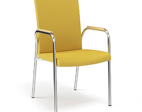 Conference Chair ZIP ZP-22H 3D