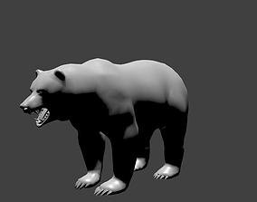 3D model THE BEAR