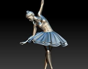 3D printable model Ballerina 2