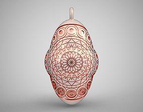 Dream Catcher Necklace 3D printable model
