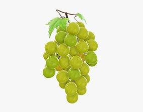 Grapes 02 3D