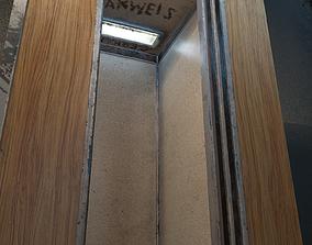 3D asset elevator