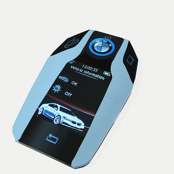 7 Series Display Key touch