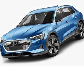 Audi E-Tron 2020 3D