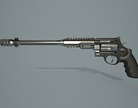 Magnum 460 3D asset