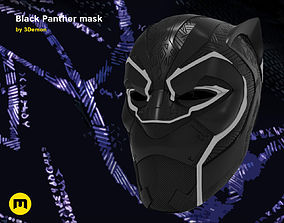 3D printable model games-toys Black Panther mask
