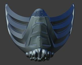 Sub Zero mask like as from Mortal 3D printable model 4