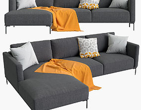 Sofa Made Milo corner 3D