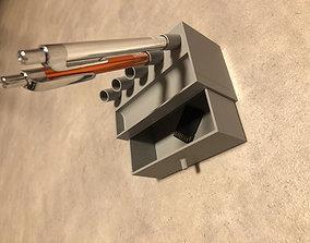 drawer 3D print model Pen holder