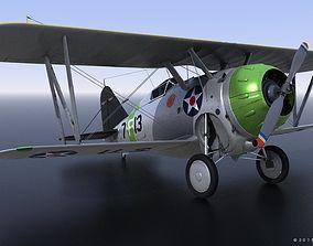 3D GRUMMAN F2F-1 USS Wasp CV-7 1937