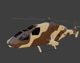 3D Ansat 2RC Russian Reconnaissance helicopter