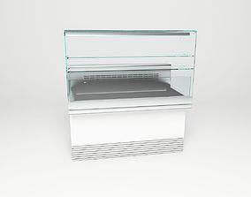 3D model Freezer showcase