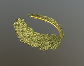Laurel Wreath 3D model VR / AR ready